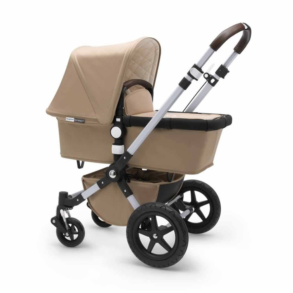 Bugaboo Cameleon3 Pushchair - Classic+ Sand - Strollers - Natural Baby Shower