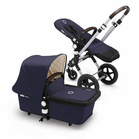 Bugaboo Cameleon3 Pushchair - Classic+ Navy - Strollers - Natural Baby Shower