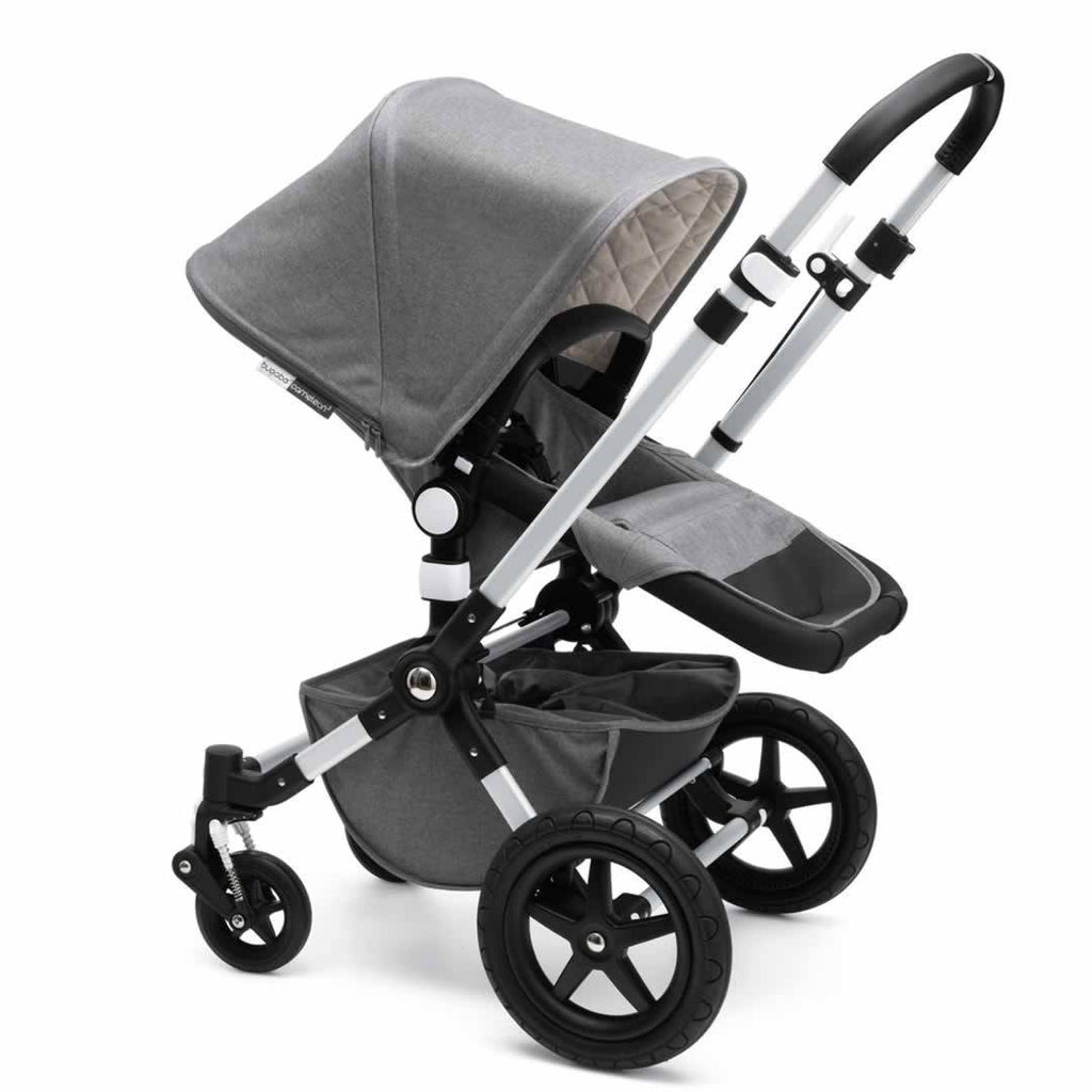 Grey Melange Bugaboo Cameleon3 Pushchair