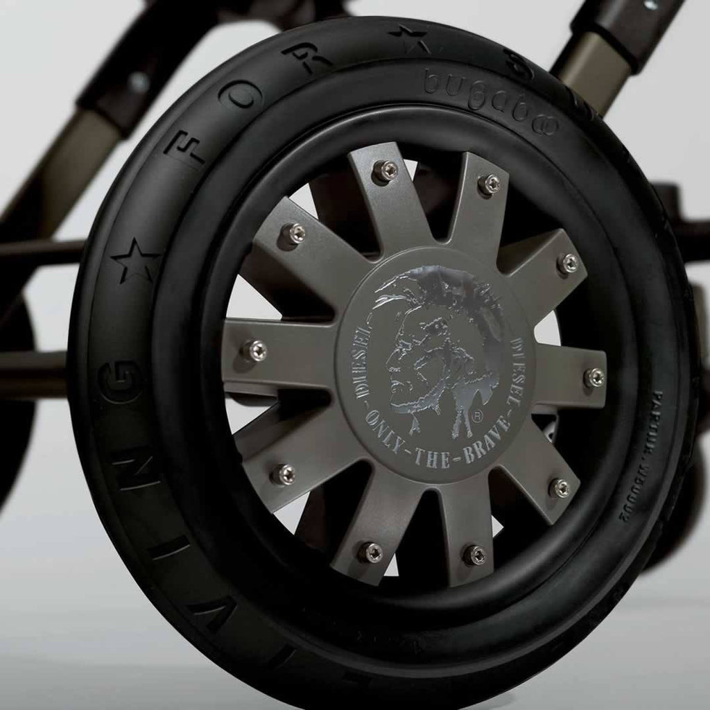 Bugaboo Cameleon3 Limited Edition Diesel Back Wheel