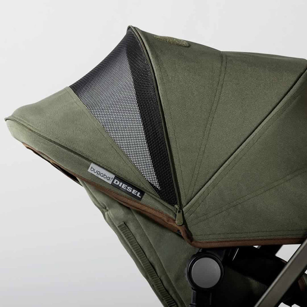 Bugaboo Cameleon3 Limited Edition Diesel Hood
