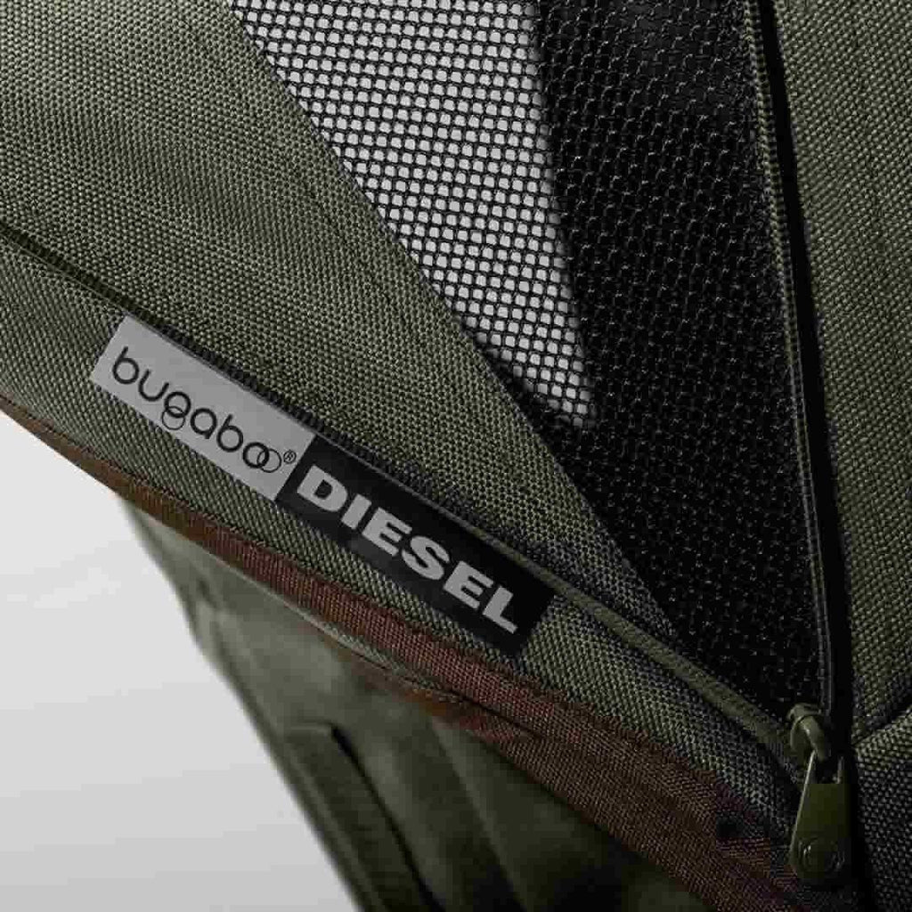 Bugaboo Cameleon3 Limited Edition Diesel Detail