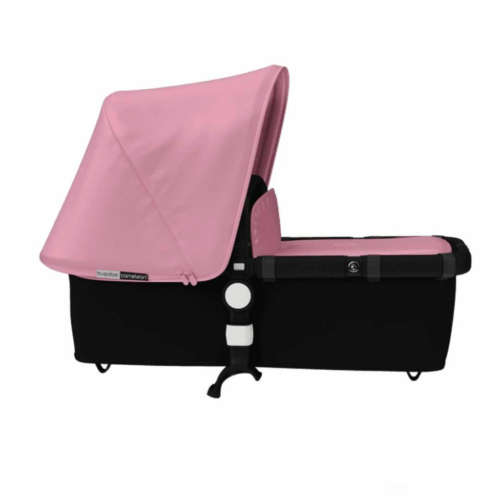 Bugaboo Cameleon3 Tailored Fabric Set - Soft Pink - Colour Packs - Natural Baby Shower