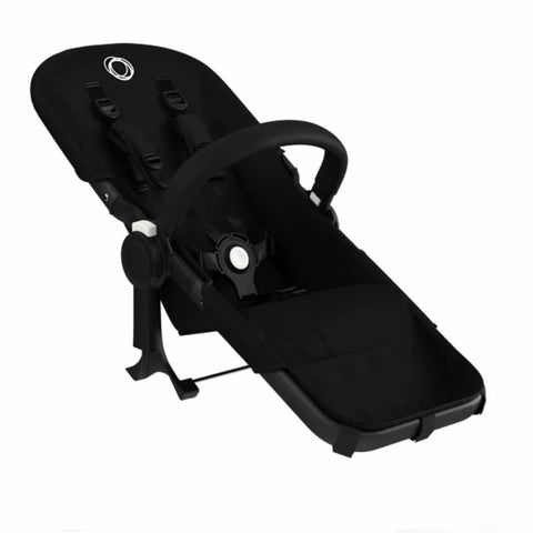 Bugaboo Donkey Duo Extension Set in Black