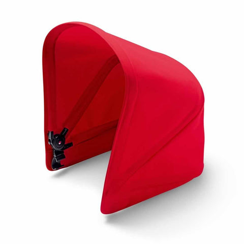 Bugaboo Donkey Sun Canopy - Red - Sun Covers - Natural Baby Shower