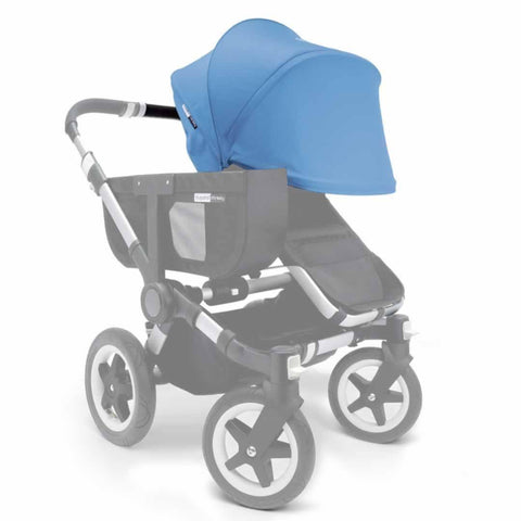 Bugaboo Donkey Sun Canopy - Ice Blue - Sun Covers - Natural Baby Shower