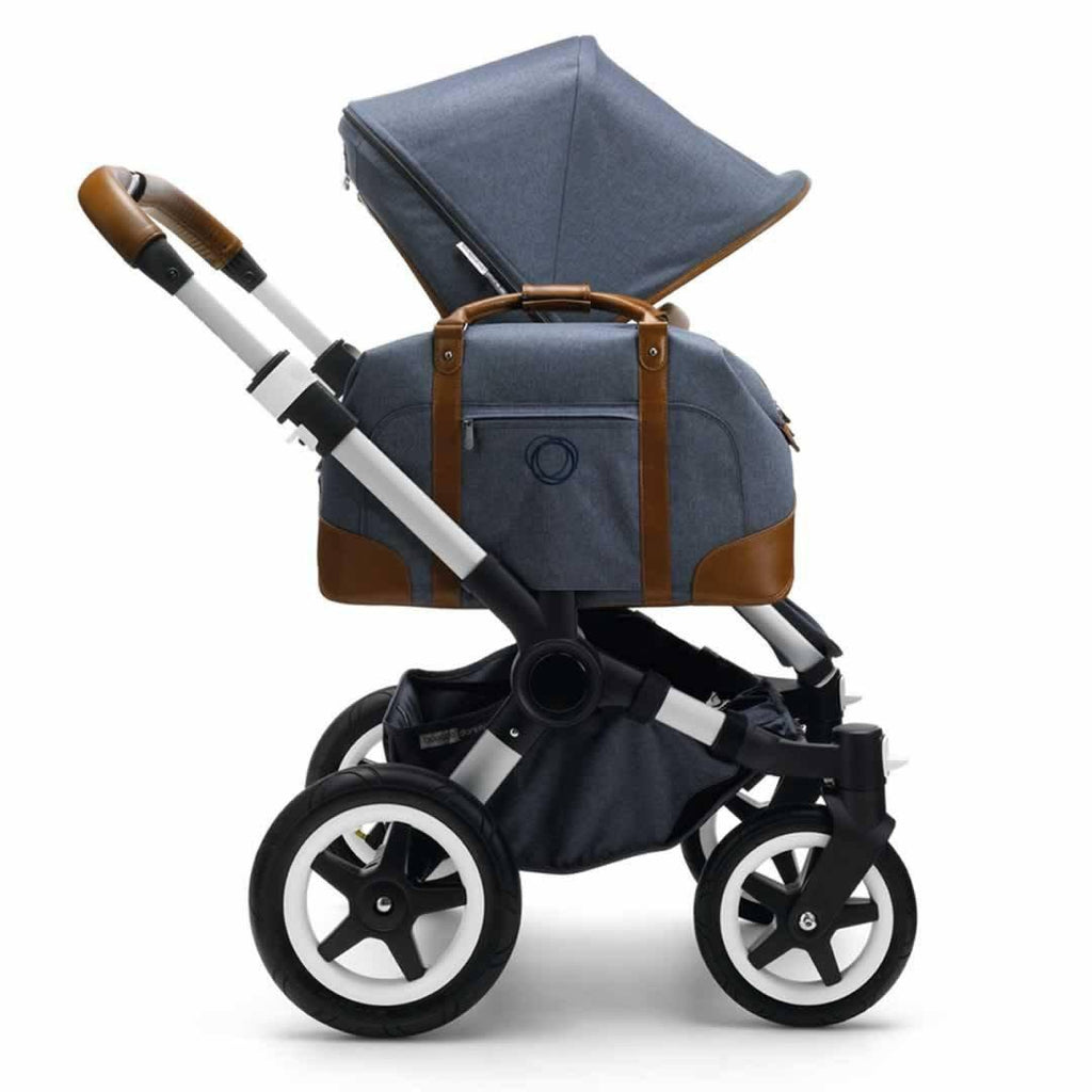 Bugaboo Donkey Weekender Mono Pushchair Side