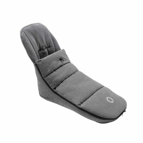Bugaboo Footmuff in Grey Melange