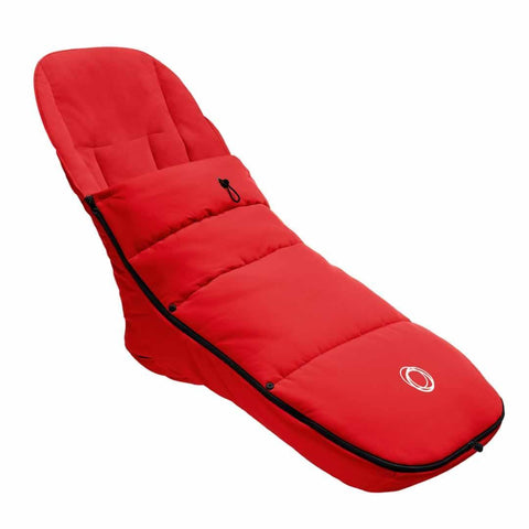 Bugaboo Footmuff in Red