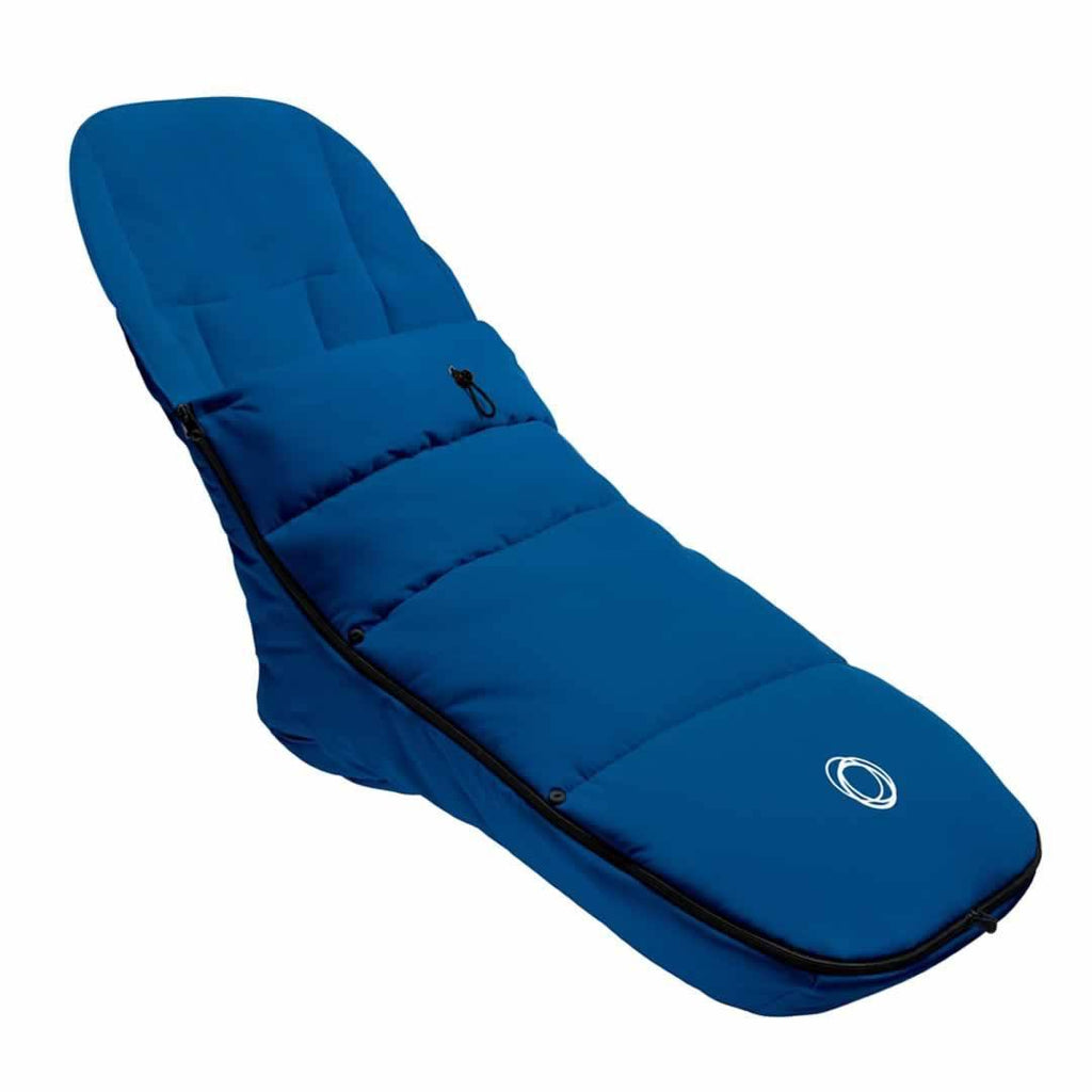 Bugaboo Footmuff in Royal Blue