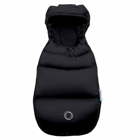 Bugaboo High Performance Footmuff - Black - Footmuffs - Natural Baby Shower