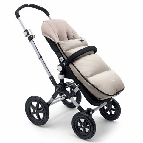 Bugaboo High Performance Footmuff - Arctic Grey - Footmuffs - Natural Baby Shower