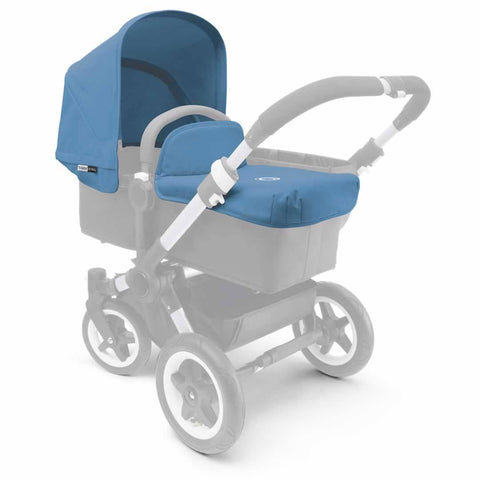 Bugaboo Donkey Tailored Fabric Set in Ice Blue