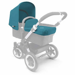 Bugaboo Donkey Tailored Fabric Set in Petrol Blue