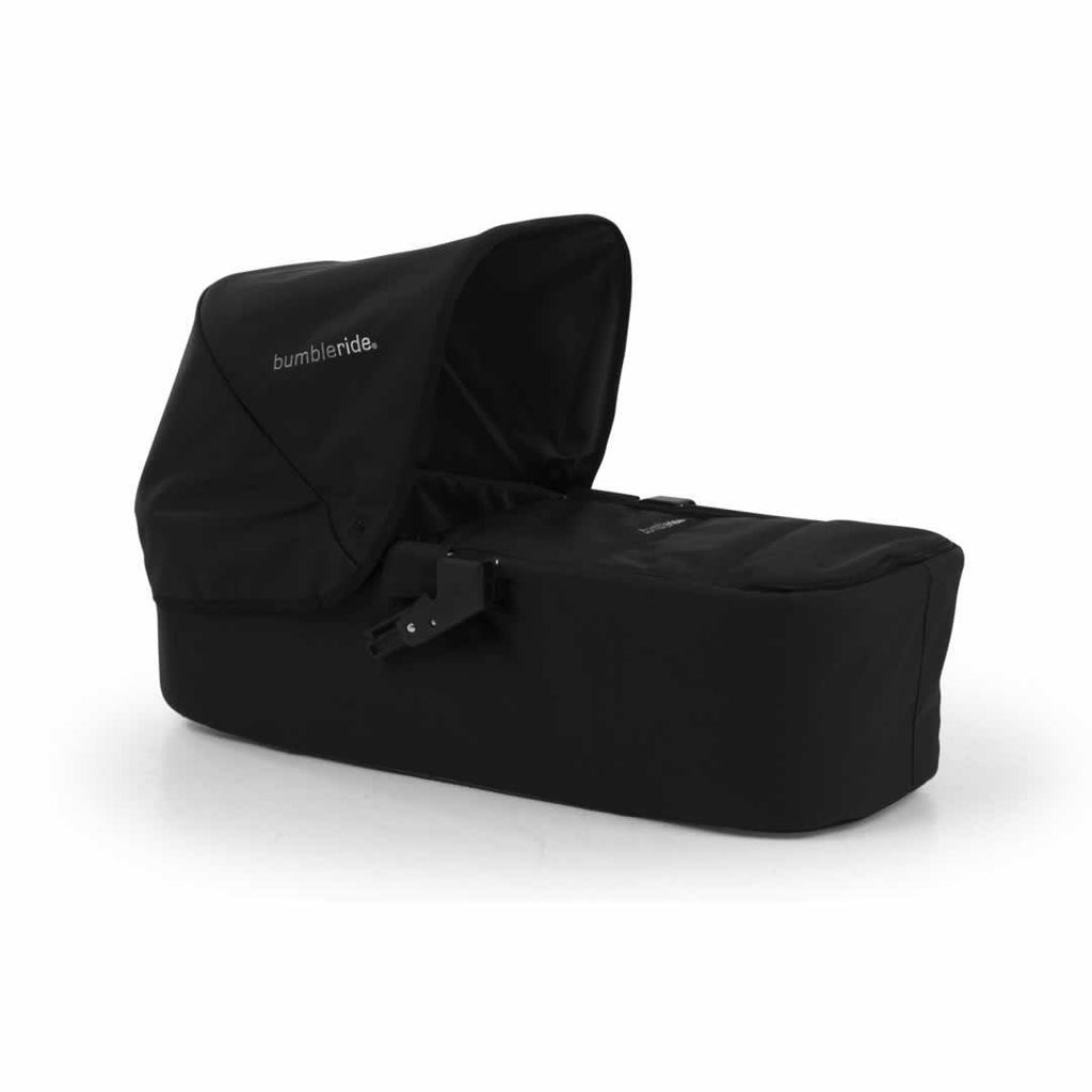 Bumbleride Indie Twin Carrycot - Jet Black - Carrycots - Natural Baby Shower