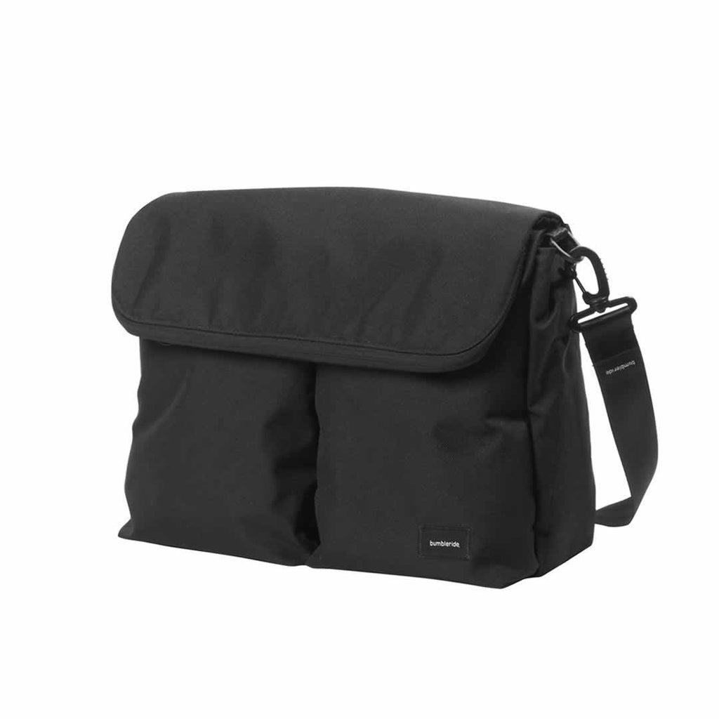 Bumbleride Changing Bag in Jet Black
