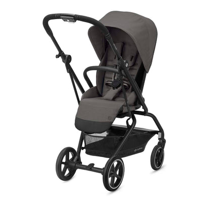 CYBEX Eezy S Twist+2 Pushchair - Soho Grey-Strollers- Natural Baby Shower