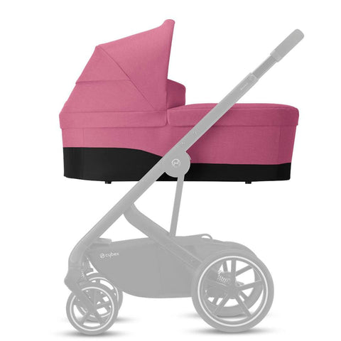 Cybex Cot S - 2020 - Magnolia Pink-Carrycots- Natural Baby Shower