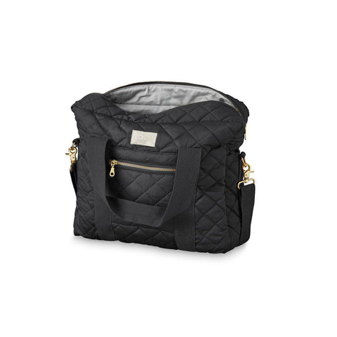 Cam Cam Copenhagen 16L Changing Bag - Black-Changing Bags- Natural Baby Shower