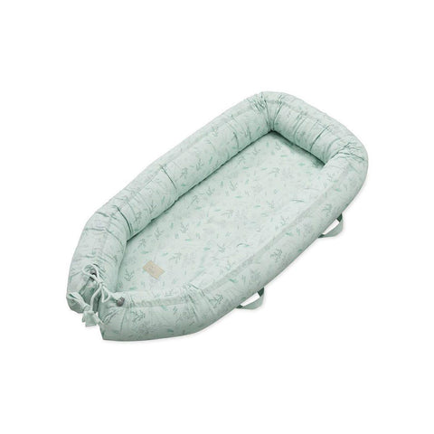 Cam Cam Copenhagen Baby Nest - Ocean-Baby Nests- Natural Baby Shower