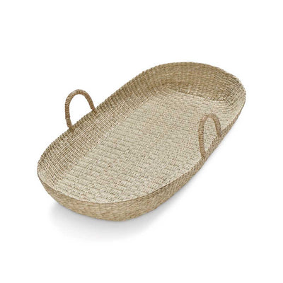 Cam Cam Copenhagen Changing Basket - Natural-Changing Mats & Covers- Natural Baby Shower