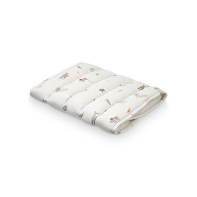 Cam Cam Copenhagen Changing Basket Liner - Fawn-Changing Mats & Covers- Natural Baby Shower