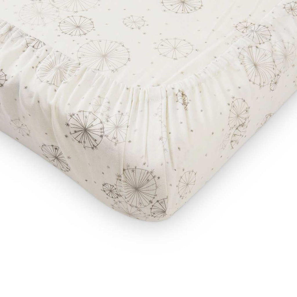 Cam Cam Copenhagen Changing Cushion Cover - Dandelion Natural-Changing Mats & Covers- Natural Baby Shower