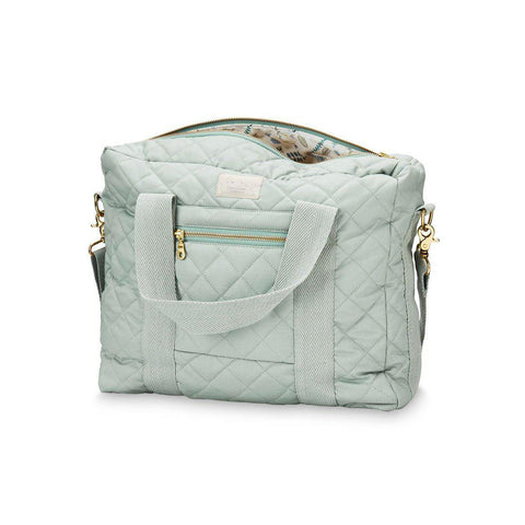Cam Cam Copenhagen Diaper Bag 16L - Misty Green-Changing Bags- Natural Baby Shower