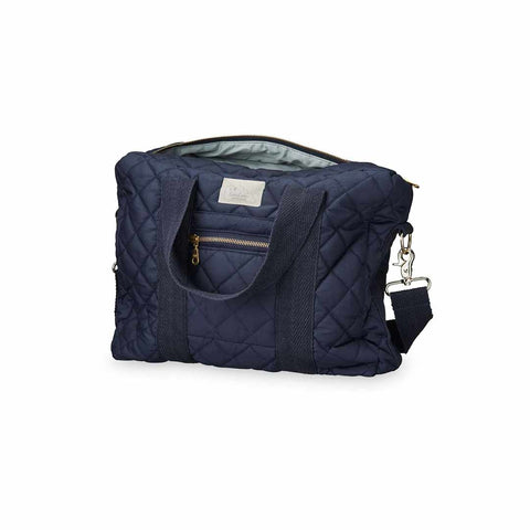 Cam Cam Copenhagen Diaper Bag 16L - Navy-Changing Bags- Natural Baby Shower
