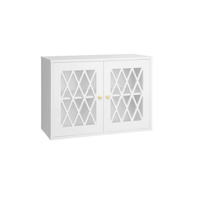 Cam Cam Copenhagen Harlequin Cabinet - White-Storage- Natural Baby Shower
