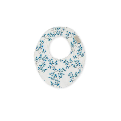 Cam Cam Copenhagen Jersey Teething Bib - Fiori-Bibs- Natural Baby Shower