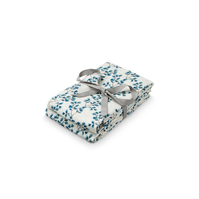 Cam Cam Copenhagen Muslin Cloths - 2 Pack - Fiori-Muslin Squares- Natural Baby Shower