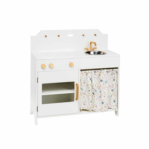 Cam Cam Copenhagen Play Kitchen - White-Play Sets- Natural Baby Shower