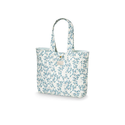 Cam Cam Copenhagen Quilt Tote Bag - Fiori-Changing Bags- Natural Baby Shower