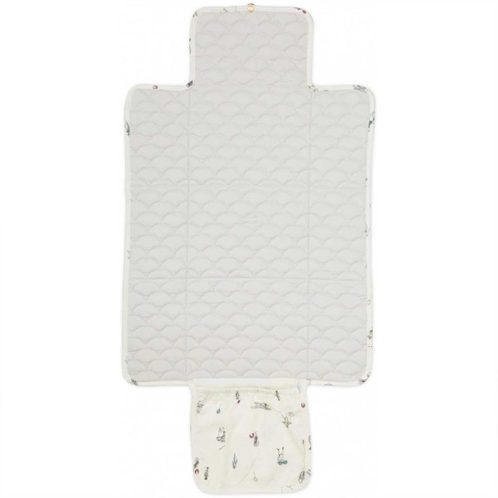 Cam Cam Copenhagen Quilted Changing Mat - Holiday-Changing Mats & Covers- Natural Baby Shower