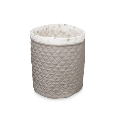 Cam Cam Copenhagen Quilted Storage Basket - Large - Hazel-Storage- Natural Baby Shower