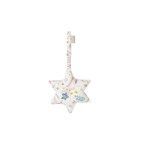Cam Cam Copenhagen Star Play Gym Toy - Pressed Leaves Rose-Baby Gyms- Natural Baby Shower