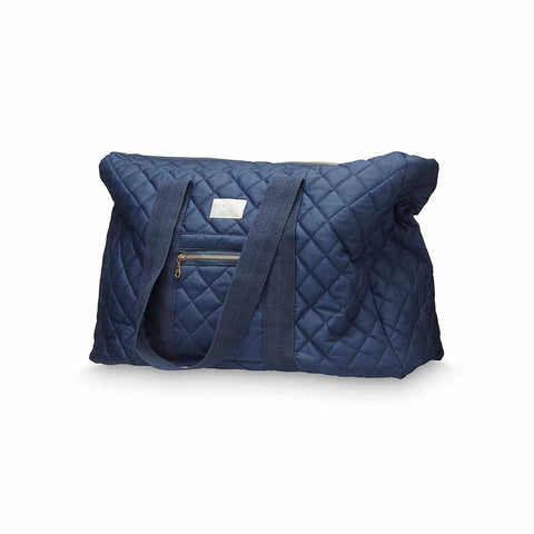 Cam Cam Copenhagen Weekend Bag - Navy-Changing Bags- Natural Baby Shower