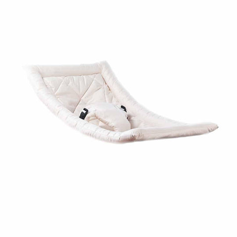 Charlie Crane Levo Rocker Cushion - Gentle White