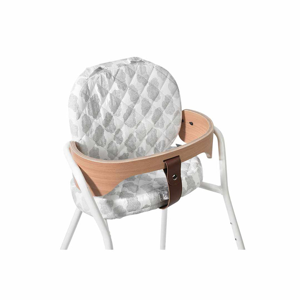 Charlie Crane Tibu Cushion - Moumout Cloud-High Chair Cushions & Pads- Natural Baby Shower
