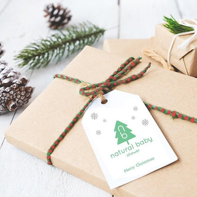 Christmas wrapping-Promo- Natural Baby Shower