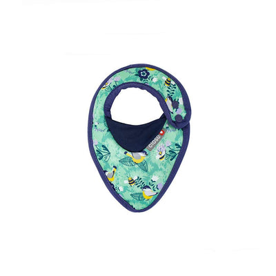 Close Bib Stage 1 - Round the Garden-Bibs- Natural Baby Shower