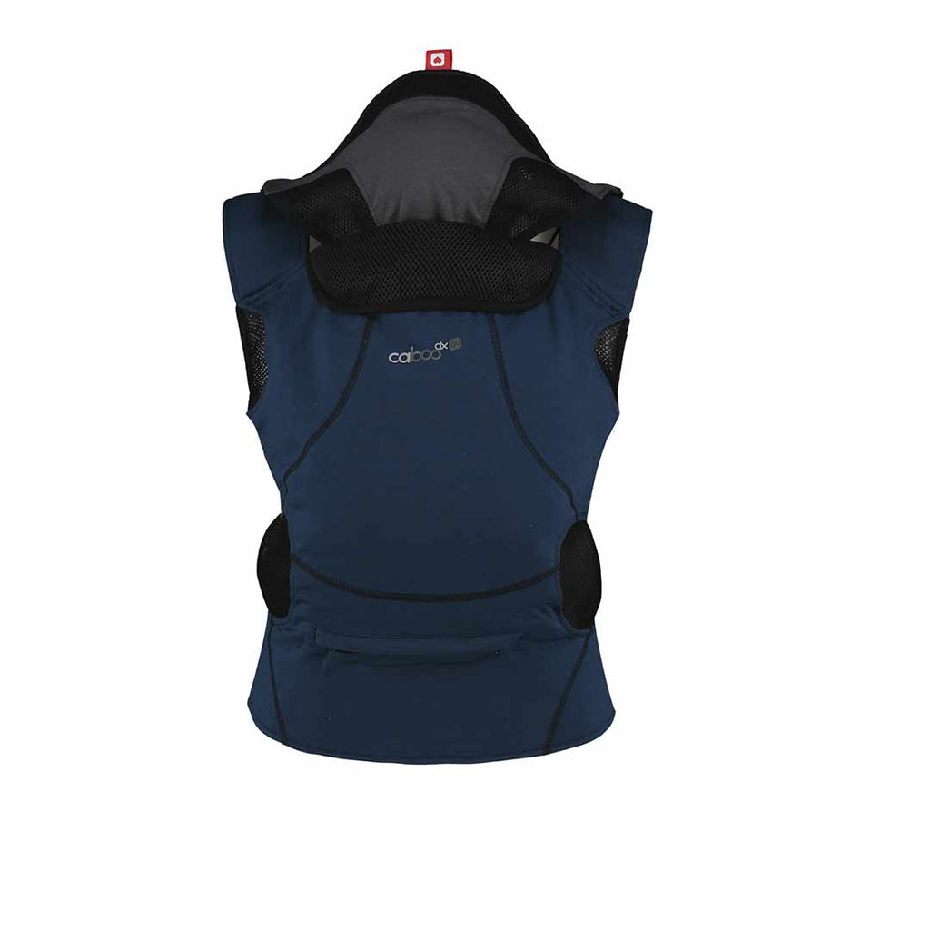 Close Caboo DXgo Baby Carrier - Ink Blue 2