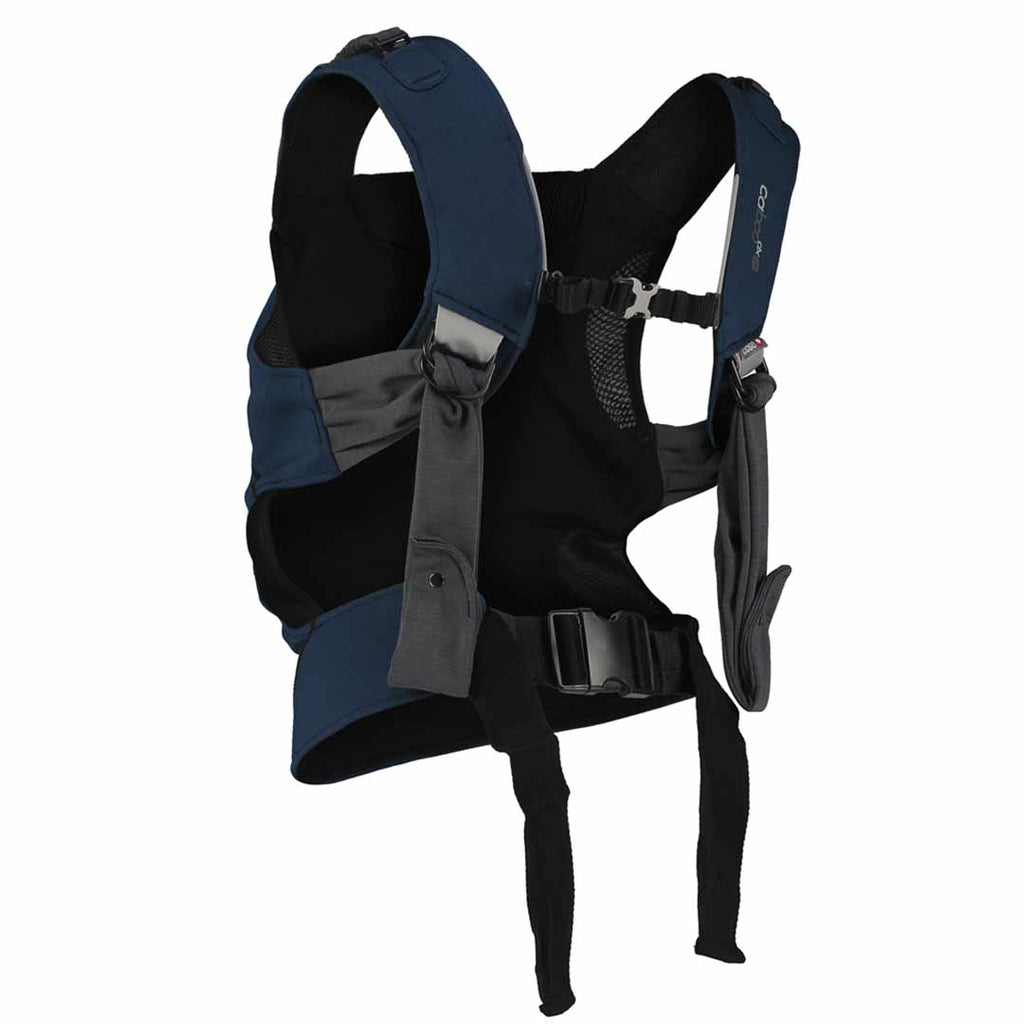 Close Caboo DXgo Baby Carrier - Ink Blue 3
