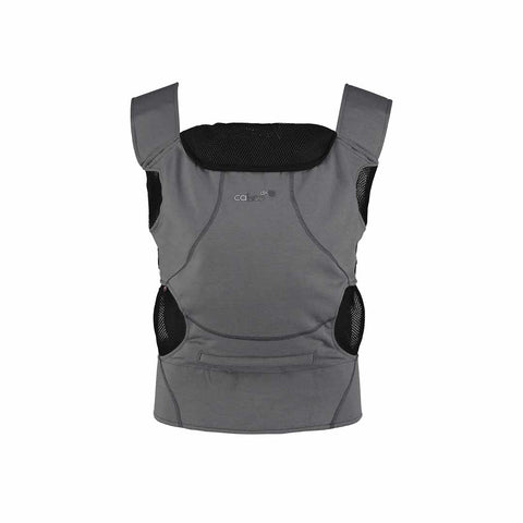Close Caboo DXgo Baby Carrier - Steel Grey-Baby Carriers- Natural Baby Shower