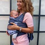 Close Caboo + Cotton Baby Carrier - Callie-Baby Carriers-Default- Natural Baby Shower