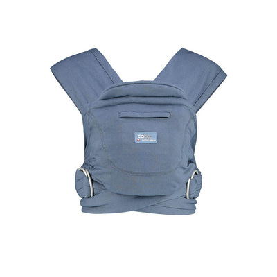 Close Caboo + Cotton Blend Baby Carrier - Stonewash-Baby Carriers-Default- Natural Baby Shower