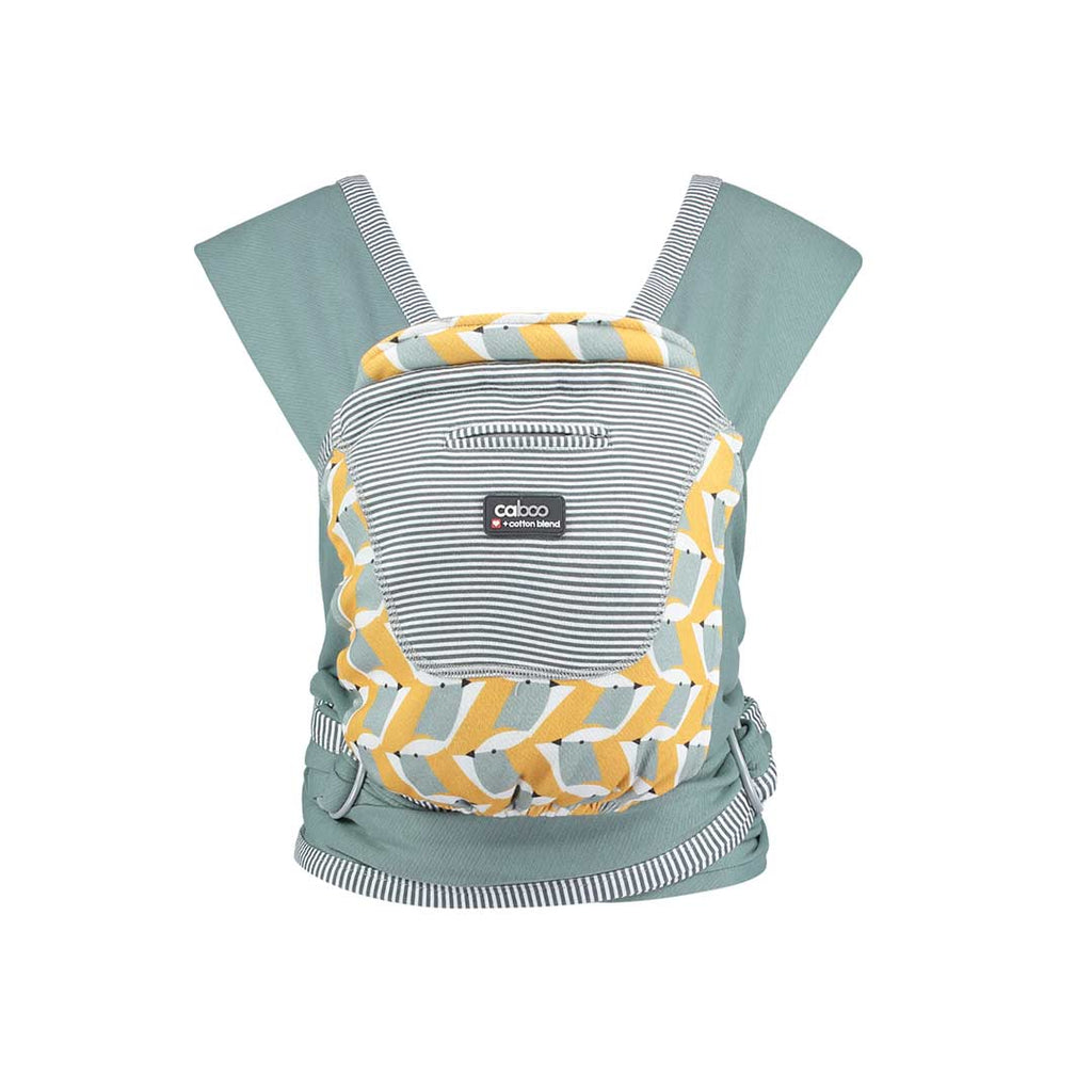 Close Caboo + Cottonblend Printed Baby Carrier - Ava