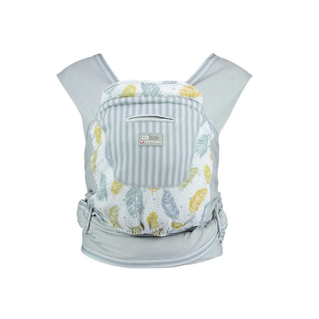 Close Caboo + Cottonblend Printed Baby Carrier - Fearne