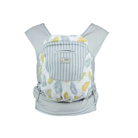 Close Caboo + Cotton Blend Printed Baby Carrier - Fearne-Baby Carriers-Default- Natural Baby Shower